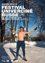 Affiche Festival Russe 2014