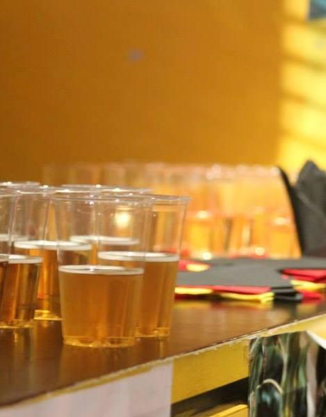 Le cocktail aux couleurs de l'Allemagne