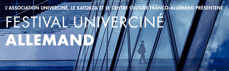 festival de cinéma allemand Univerciné